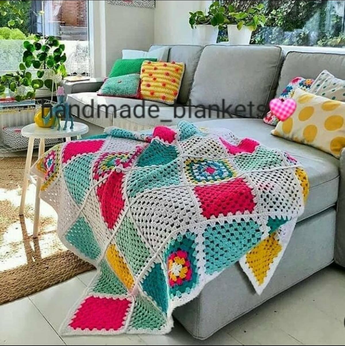 گروه هنریhandmade_blankets