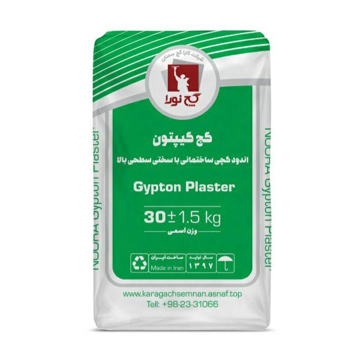 Gypton plaster