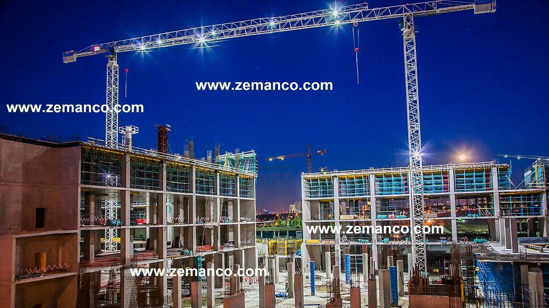 شرکت ضمان تولیدکننده قالب بتن، داربست و جک ساختمانی