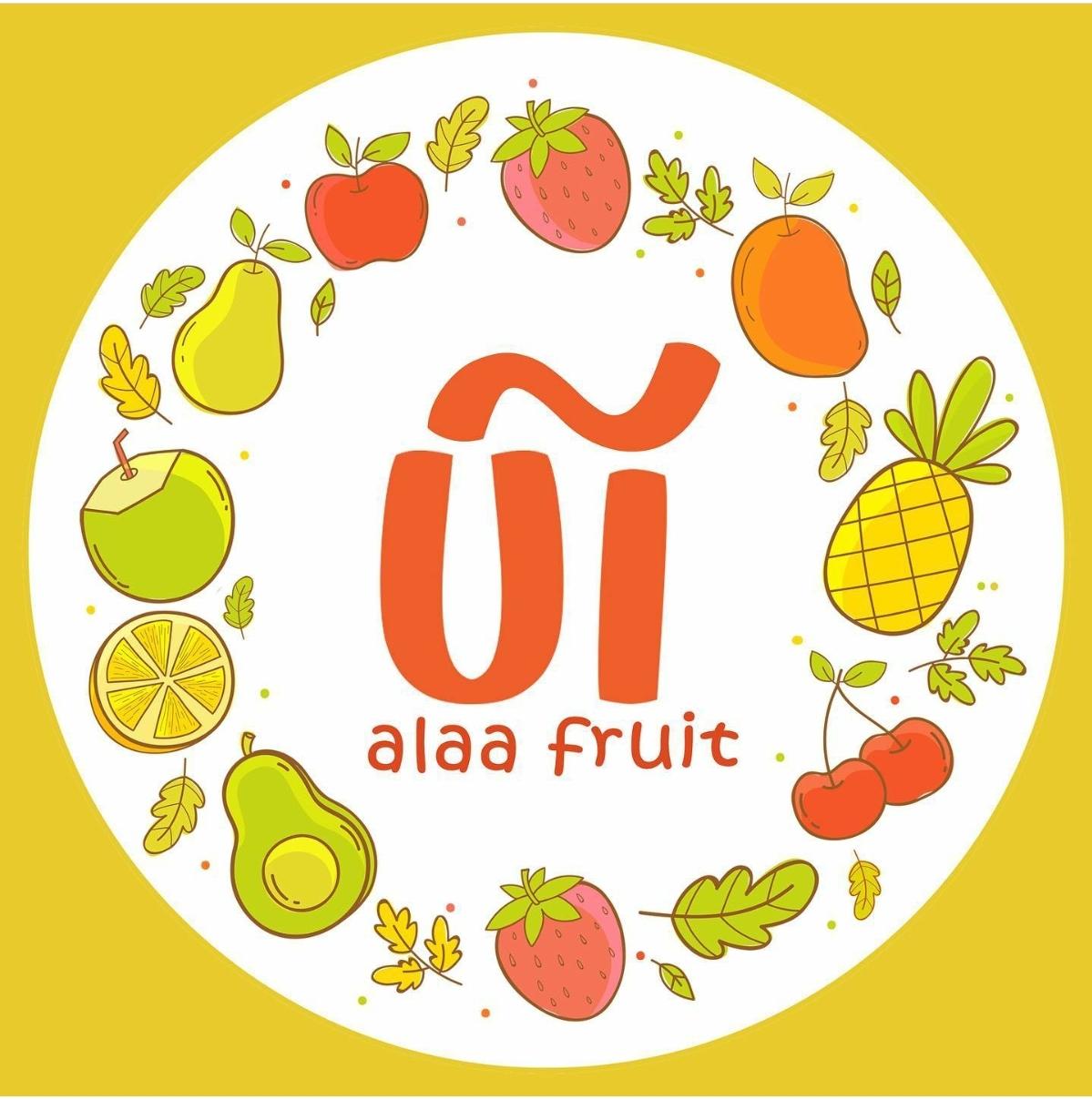 میوه خشک آلا